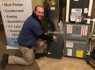 Furnace repair service in Flint MI